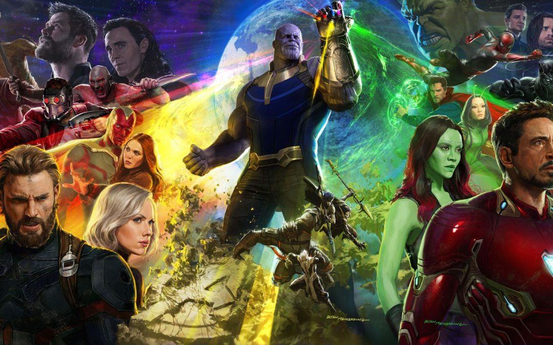 Vengadores Infinity War | La guía sobre los superhéroes de Marvel