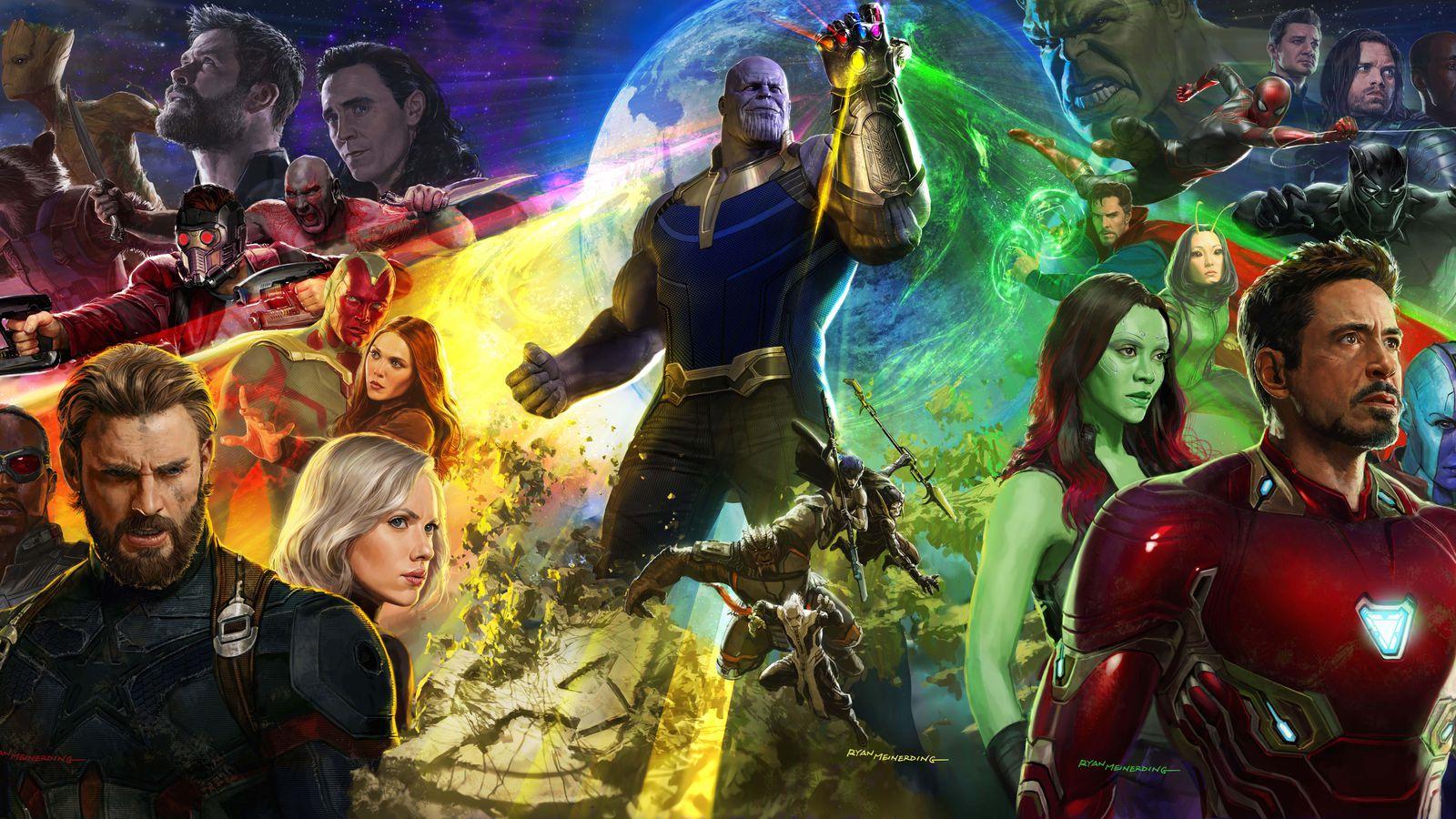 Vengadores: Infinity War