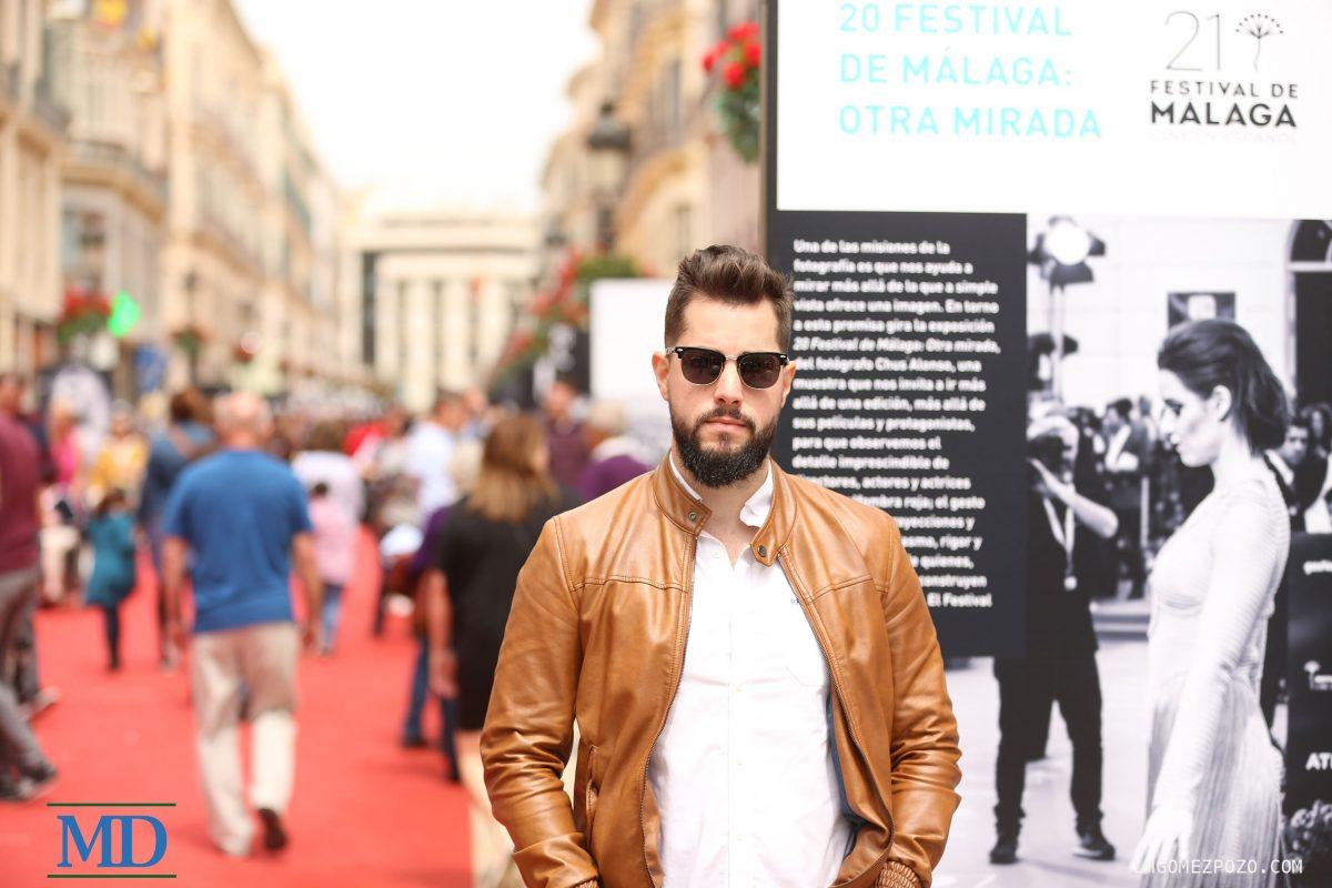 Álvaro Cuevas guionista de cine