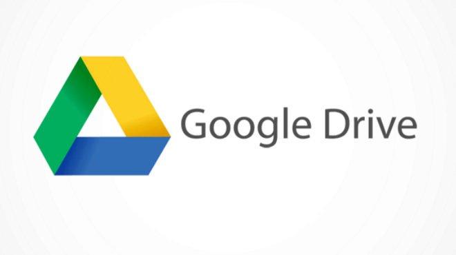 Google drive para almacenar guiones