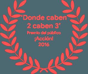 Premio del publico cortometraje