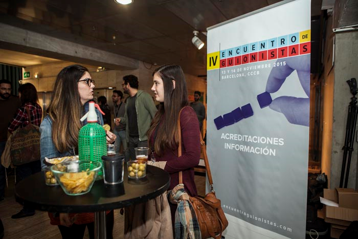 networking guionistas