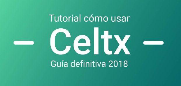 Cómo usar Celtx - tutorial sobre el programa online de guion