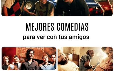 PELÍCULAS DE RISA | 27 Películas de Comedia para ver con Amigos
