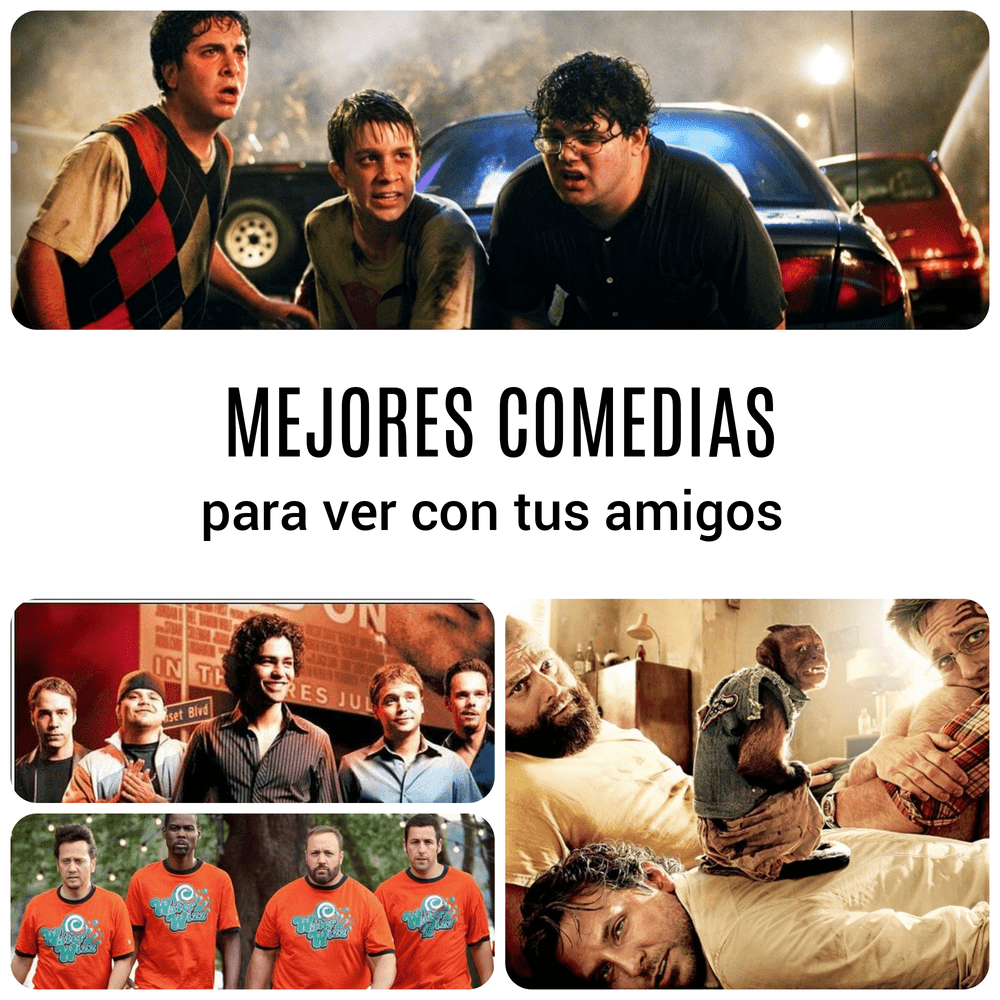 b0b6402a1f PELÍCULAS DE RISA | 27 Películas de Comedia para ver con Amigos