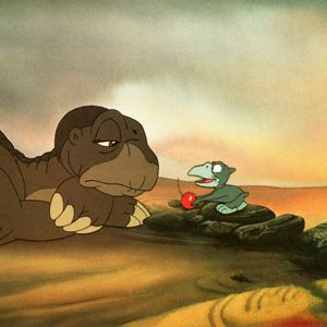 dibujos animados dinosaurios