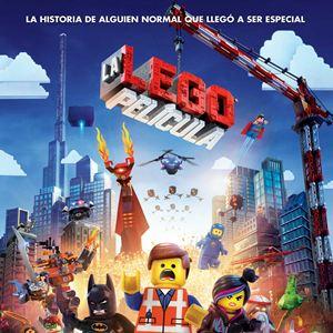 película de stop motion de lego