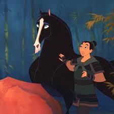 Mulan película Disney animacion