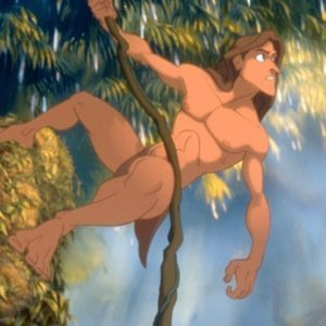 Tarzan es una de las mejores películas Disney