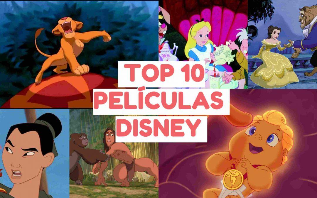 Películas Disney | Las mejores películas de DISNEY
