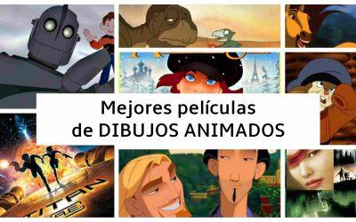 Mejores películas de DIBUJOS ANIMADOS [2019]