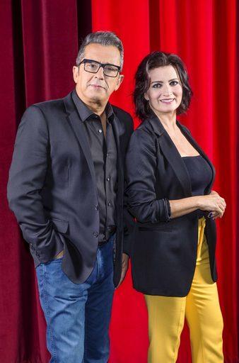 Presentador premios goya 2019