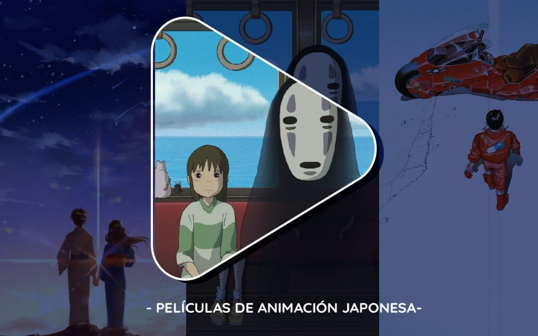 Películas de anime japonés