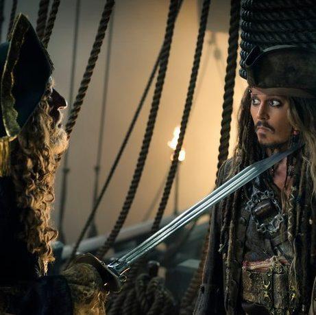 Sagas de películas de Piratas del Caribe