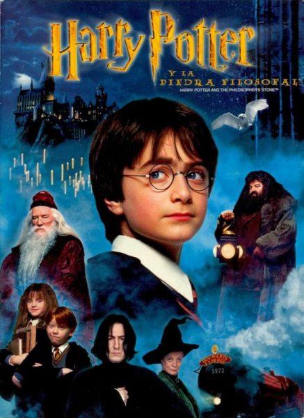 Harry Potter Navidad