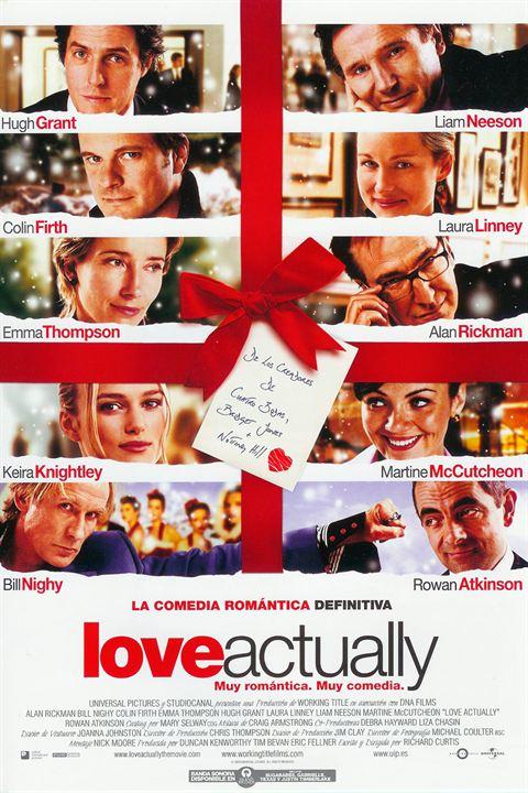 pelicula de amor en navidad