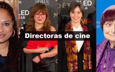 Directoras de cine