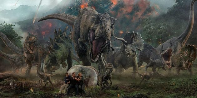 Películas Jurassic Park