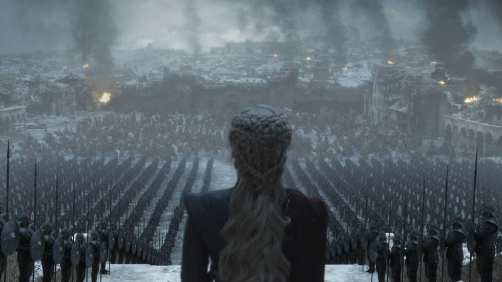 juego de tronos es la serie HBO más vista