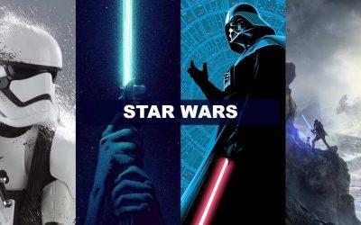 Star Wars: Todo sobre la saga de La Guerra de las Galaxias