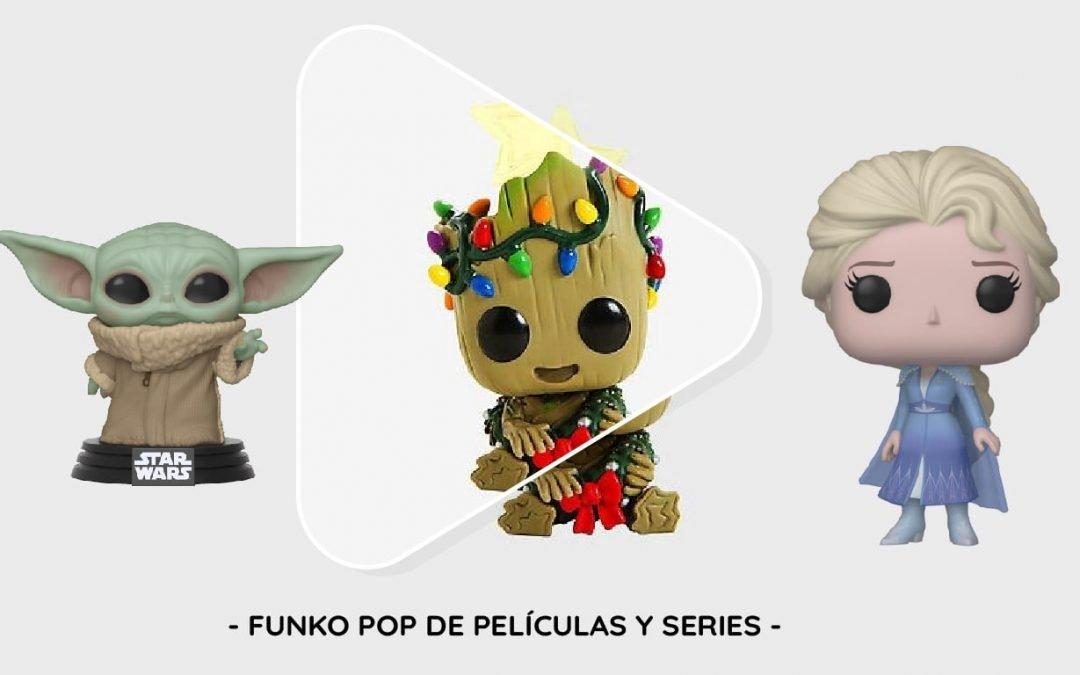 Funko Pop de películas y series