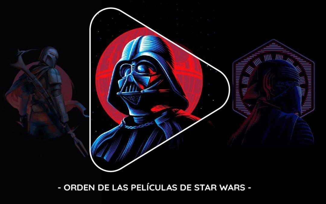 Orden películas de star wars