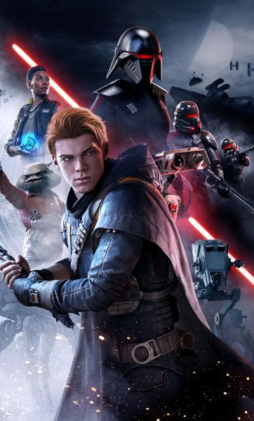 videojuego Star wars jedi fallen order